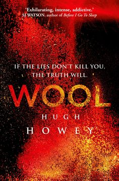 "Wool by Hugh Howey - This is a perfect ""Passage"" (Justin Cronin) readalike, but it also reminds me of those great 'dying Earth' Science Fiction stories from the 50s/60s. - Mike, Reader Services"