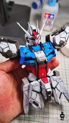 PG Strike Gundam WIP @ 10 May 2015 Post 1 - 12 April 2012 Post 2 - 21 July 2012 Post 3 - 4 January 2013 Post ...