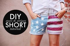 Proper Attire | 10 Easy DIY Ways To Celebrate The 4th Of July
