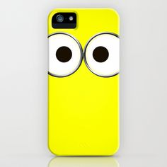 minion iPhone & iPod Case by Cbrocoff - $35.00