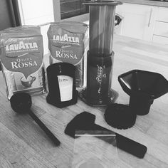Tied Amazon Now and treated myself to an Aeropress #coffee #aeropress #lavazzacoffee http://ift.tt/1Vbg53z