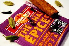 #thé chaï aux #épices #bio et #équitable #organic #fairtrade #blacktea with #spices