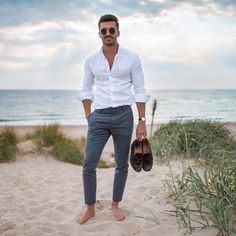 How Beach Wedding Outfit Men Can Increase Your Profit! - How Beach Wedding Outfit Men - Wedding interests Mens Summer Wedding Outfits, Male Wedding Guest Outfit, Wedding Guest Men, Beach Wedding Outfit Guest, Mens Beach Wedding Attire, Beach Formal Attire, Male Wedding Outfits, Casual Wedding Outfit For Men, Beach Wedding Guests