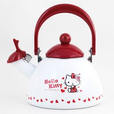 Picture of Hello Kitty Enamel Stove Top Kettle