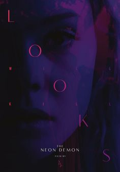 the Neon Demon / Looks Will Kill Desperate times call for desperate measures. Horror Movie Posters, Film Posters, Horror Movies, Demon Film, The Neon Demon, Desperate Times, Moving To Los Angeles, Elle Fanning, Film Movie
