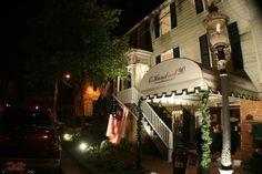 #717Hundred90 Inn and restaurant  Haunted Savannah GA