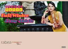 Rabea Fall/Winter Collection 2014 & 2015 By Shariq Textiles | Fabulous Long Shirts For Girls