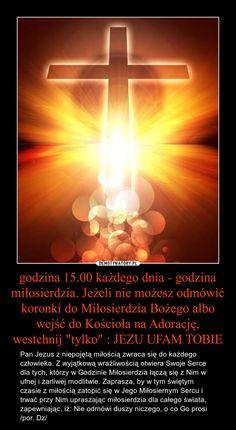 Znalezione obrazy dla zapytania koronka do miłosierdzia bożego Marriage Prayer, God Loves You, Religious Quotes, My King, Gods Love, Prayers, Spirituality, Love You, Faith