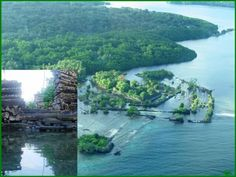 The Mystery Of The Sunken Ruins Of Nan Madol (Videos And Photos) | Beyond Science