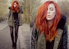 Sunday only comes now once a week & I'm a freak but... (by Heather C) http://lookbook.nu/look/4311877-Sunday-only-comes-now-once-a-week-I-m-a-freak-but