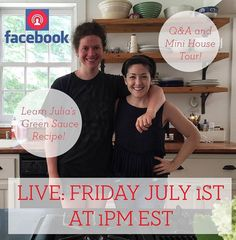 Facebook LIVE! Today at 1pm EST with Grace + Julia - http://www.designyourworld.space/facebook-live-today-at-1pm-est-with-grace-julia/