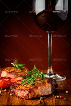 Realistic Graphic DOWNLOAD (.ai, .psd) :: http://jquery-css.de/pinterest-itmid-1006954630i.html ... Grilled meat and red wine ...  Filet, barbecue, beef, delicious, dinner, drink, fillet, food, glass, goblet, gourmet, grilled, herbs, meal, meat, pork, red, restaurant, rosemary, snack, spices, steak, tasty, wine  ... Realistic Photo Graphic Print Obejct Business Web Elements Illustration Design Templates ... DOWNLOAD :: http://jquery-css.de/pinterest-itmid-1006954630i.html