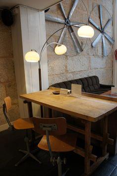 Vitruvia Café, local en el centro de Vigo perfecto para un desayuno o para tomar algo escuchando música clásica en directo.