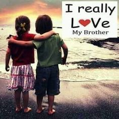 I am thankful to my God, Who gave me so caring Brother,.Who is always there to love me, guide me & above all,.To make me happy. Brother Sister Love Quotes, Brother And Sister Relationship, Brother Birthday Quotes, Real Relationship Quotes, Real Relationships, Sibling Quotes, Family Quotes, Sweet Words, Love Words