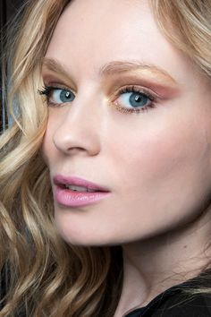 Summer Eyeshadow Inspiration Straight From the Runway