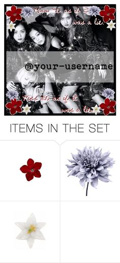 """Blackpink Icon: Open"" by taehyung-xo-101 ❤ liked on Polyvore featuring art"