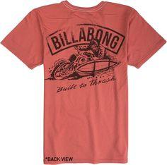 BILLABONG ROCKER SS TEE