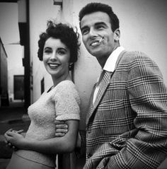 Classic Hollywood's Most Charming Friendships: Montgomery Clift and Elizabeth Taylor