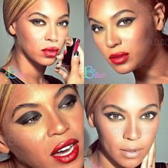 Unretouched Images Of Beyonc 233 Leaked And The Beyhive Went