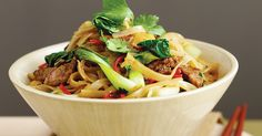 Show off your stir-fry skills with this succulent pork dinner.