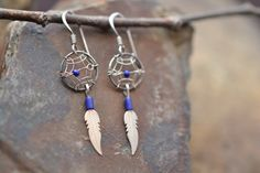 Hey, I found this really awesome Etsy listing at https://www.etsy.com/listing/195118454/delicate-sterling-silver-and-lapis