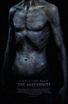The Machinist #alternative #movie#art#poster #complex #illustration #film #creative
