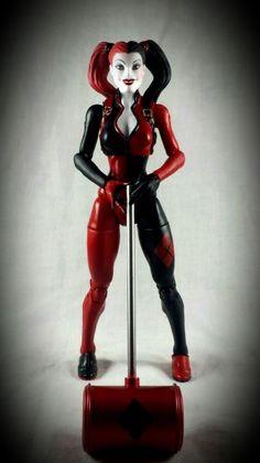 Harley Quinn (DC Universe) Custom Action Figure