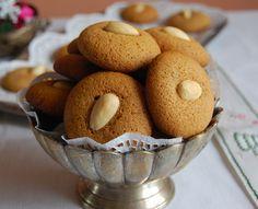 W kuchni GRA: Pierniczki - Całuski