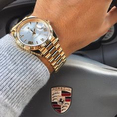 Hope you guys enjoyed Sunday! Rolex Day-Date from @rolexblog | http://ift.tt/2cBdL3X shares Rolex Watches collection #Get #men #rolex #watches #fashion