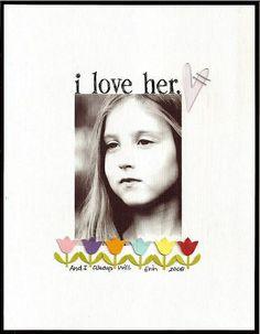 I Love Her. (HMITM #92) by Jody Wenke (Winks) @2peasinabucket