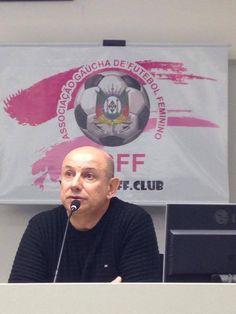 Associação gaúcha lança plano de ações para fomentar futebol feminino #globoesporte