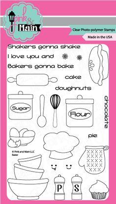 Pink and Main LLC Baker
