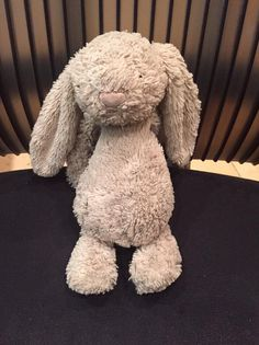 via Jonathan Sothcott @sothcott  Sep 22 Lost jellycar bunny spotted in Kings Place N1 (The Guardian building) reunite him with owner