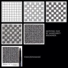 vasilisinamari мария, draw art, patron zentangl, zentangl pattern, instagram photo