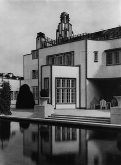 Stoclet palace #art #decó