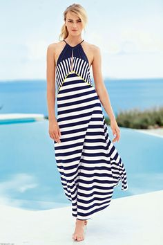Victoria Secret Beach Dresses | style is combined swimwear with the same color as her dress beach ...