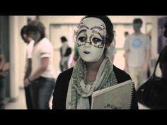 Identity SHORT FILM 2012 (Award Winning Inspirational Short) - YouTube= Good video on wearing masks.. pretty deep