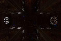 Shooting Thoughts est une projection interactive réalisée par le designer Filipe Vilas-Boas, à l'occasion de l'évènement artistique La Nuit Blanche, à l'église Saint-Eustache à Paris. Production : Les Agentspeciaux Developement: Kiss the future Laser : Laser Movement