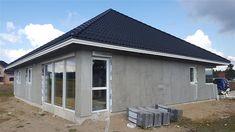 Projekt domu TK34 110,42 m2 - koszt budowy - EXTRADOM Outdoor Decor, House, Home Decor, Decoration Home, Home, Room Decor, Home Interior Design, Homes, Houses