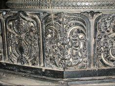 #India, Thousand Pillared temple, #warangal    http://www.nativeplanet.com/warangal/photos/3885/