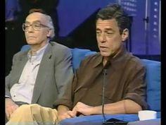 José Saramago, Chico Buarque e Sebastião Salgado no Jô (2/5)