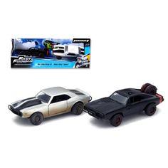 Jada 98299-1//32 DOM/'S ICE Chargeur rapide et furieux 8 film voiture