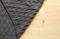 Babytæppe med trekanter – opskrift! | Hvadbiertaenker | Bloglovin'