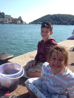 Operations Manager, Stuart Taylor, out and about with his family last week enjoying one of our favourite #Dartmouth pastimes, fishing and crabbing. Where is your favourite spot in #SouthDevon? We would love to hear your recommendations..