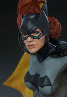 "Pre-order ""Tonight, Gotham belongs to Batgirl. Sideshow presents the Batgirl Premium Format™ Figure. The Batgirl . Dc Batgirl, Batwoman, Star Wars Poster, Star Wars Art, Star Trek, Dc Comics Art, Batman Comics, Dc Comics Collection, Sideshow Collectibles"