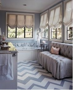 Charming I Need To Have Chevron Floors Someday