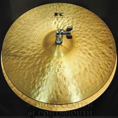 "Zildjian Kerope 15"" Hi Hat Cymbals These hand-crafted cymbals look as they sound; rich, dark, and complex. Reminiscent of cymbals from the '50s and '60s, yet distinctly modern and relevant for today's music.  Kerope is named in honor of Kerope Zildjian, who presided over one of the most storied periods in Zildjian history.  Purchase Here: http://www.drumcenternh.com/cymbals/hi-hats/zildjian-kerope-15-hi-hat-cymbals.html"