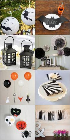 Fall Halloween Wedding Ideas - Personalized Fall Halloween Decor #ad