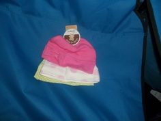 New Carters Newborn Baby Girl Hats $5.00