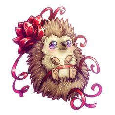 Hedgehog by Kawiku on deviantART